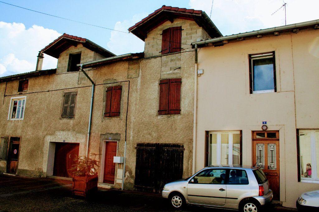 Achat duplex 2pièces 51m² - Montrevel-en-Bresse
