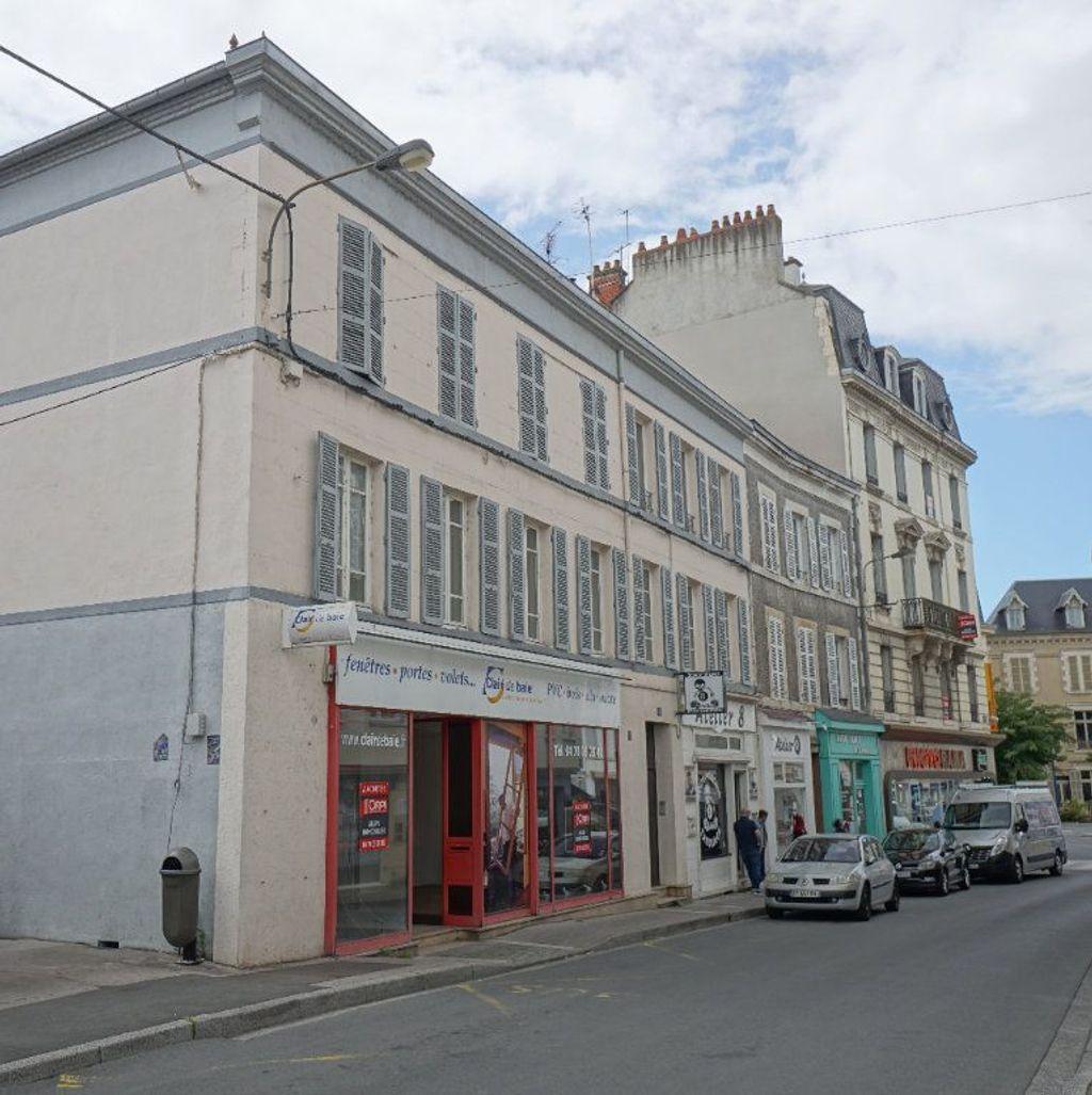 Achat appartement 2pièces 50m² - Montluçon