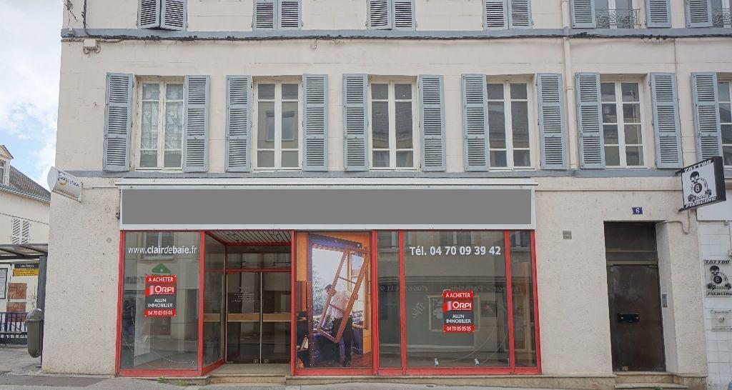 Achat appartement 2pièces 59m² - Montluçon
