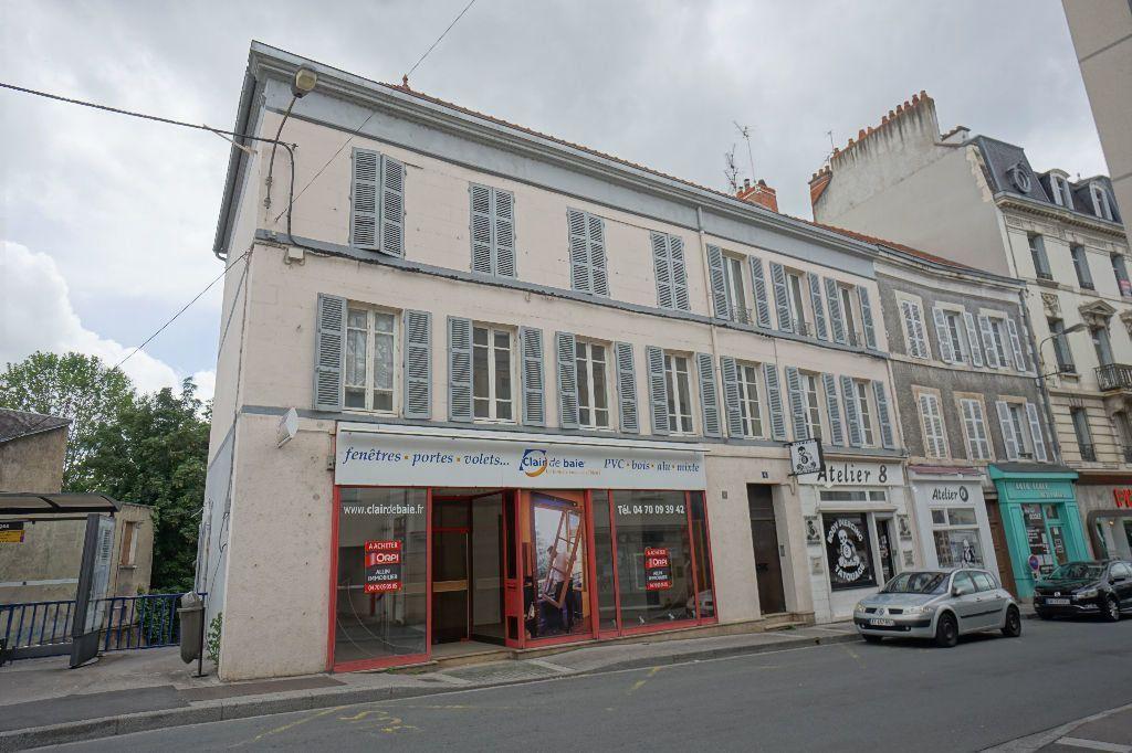 Achat appartement 2pièces 38m² - Montluçon
