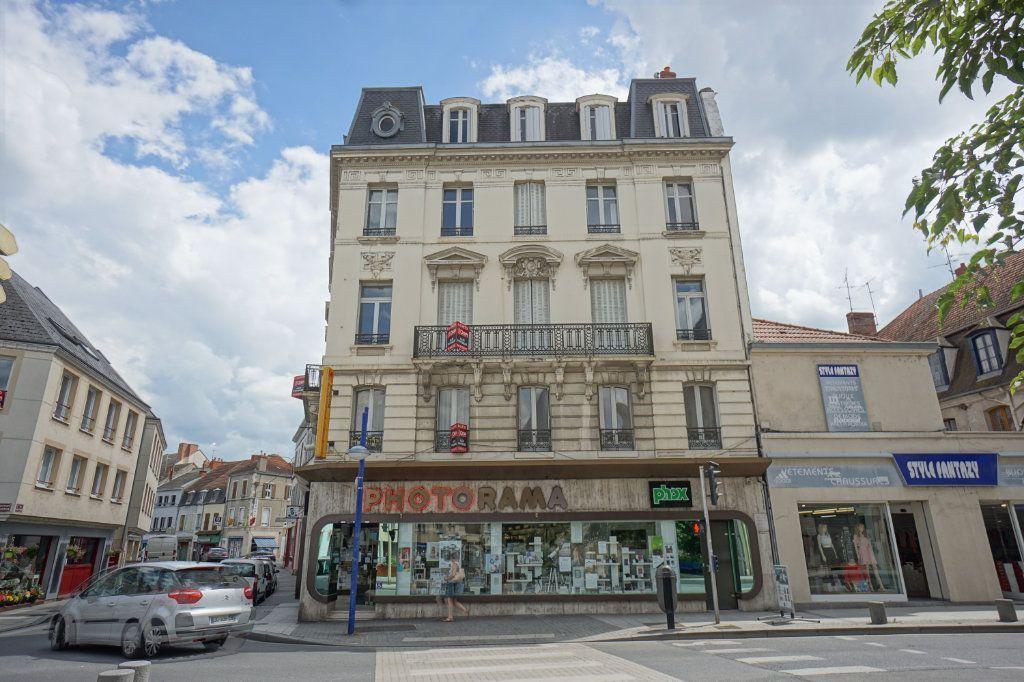 Achat appartement 4pièces 112m² - Montluçon