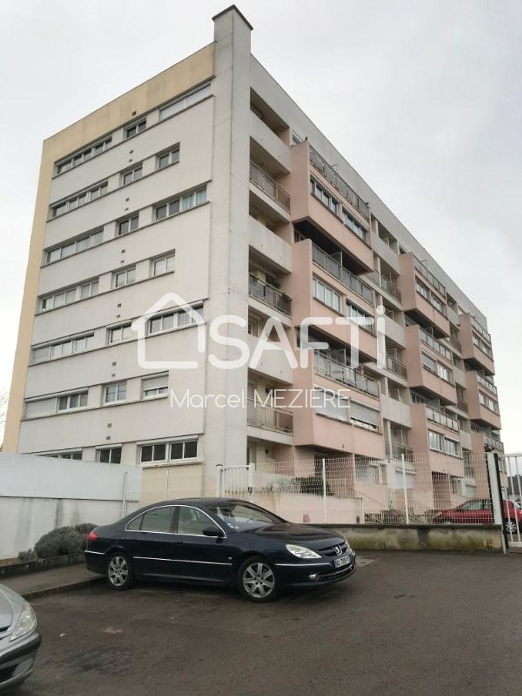 Achat appartement 2pièces 54m² - Sens