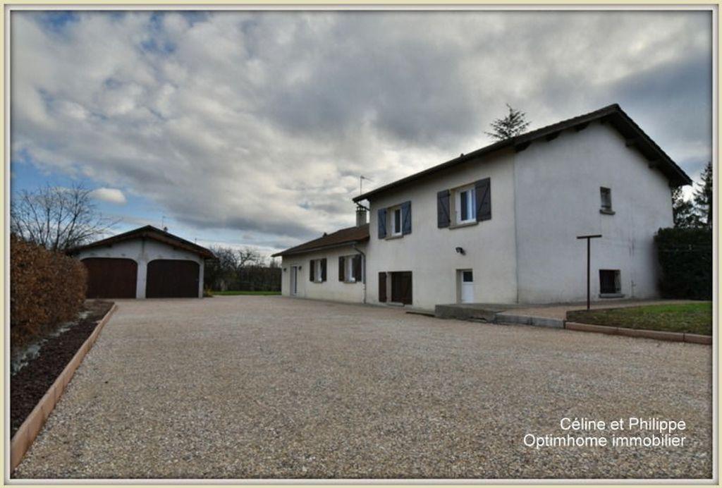 Achat maison 3chambres 155m² - Buellas