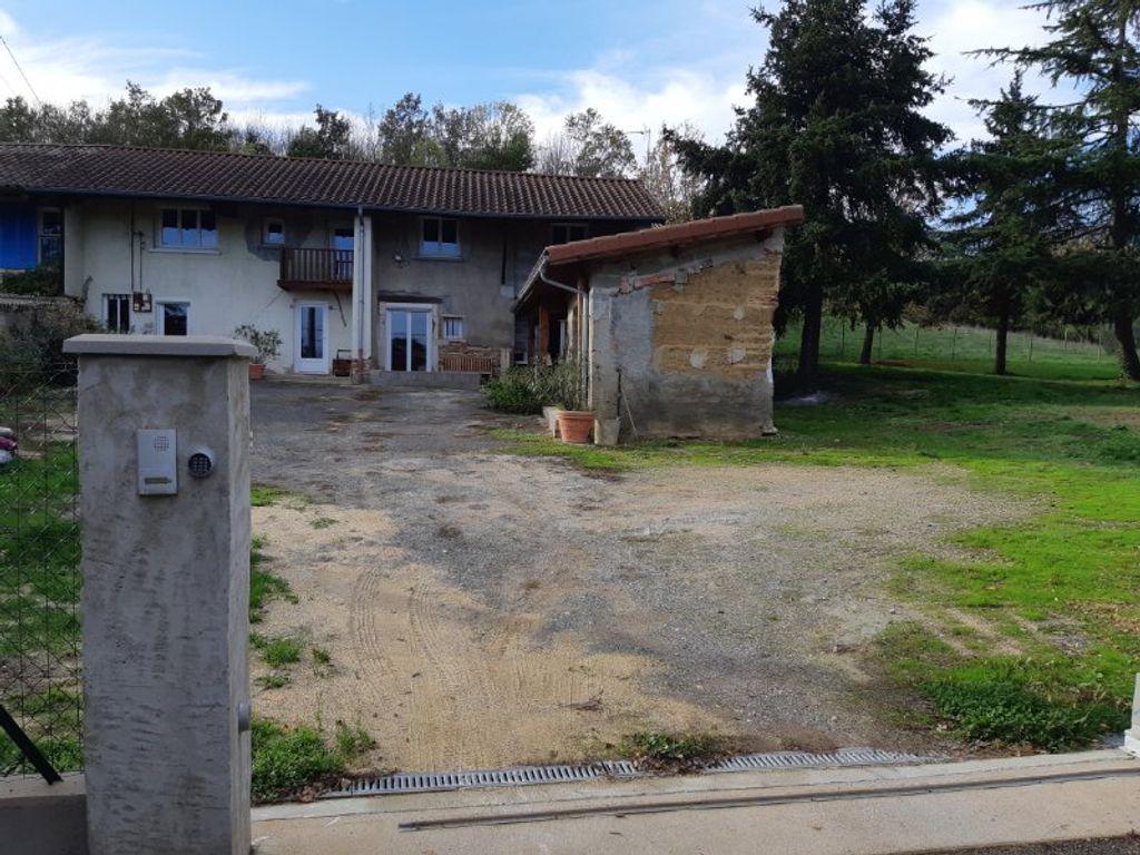 Achat maison 4chambres 170m² - Baneins