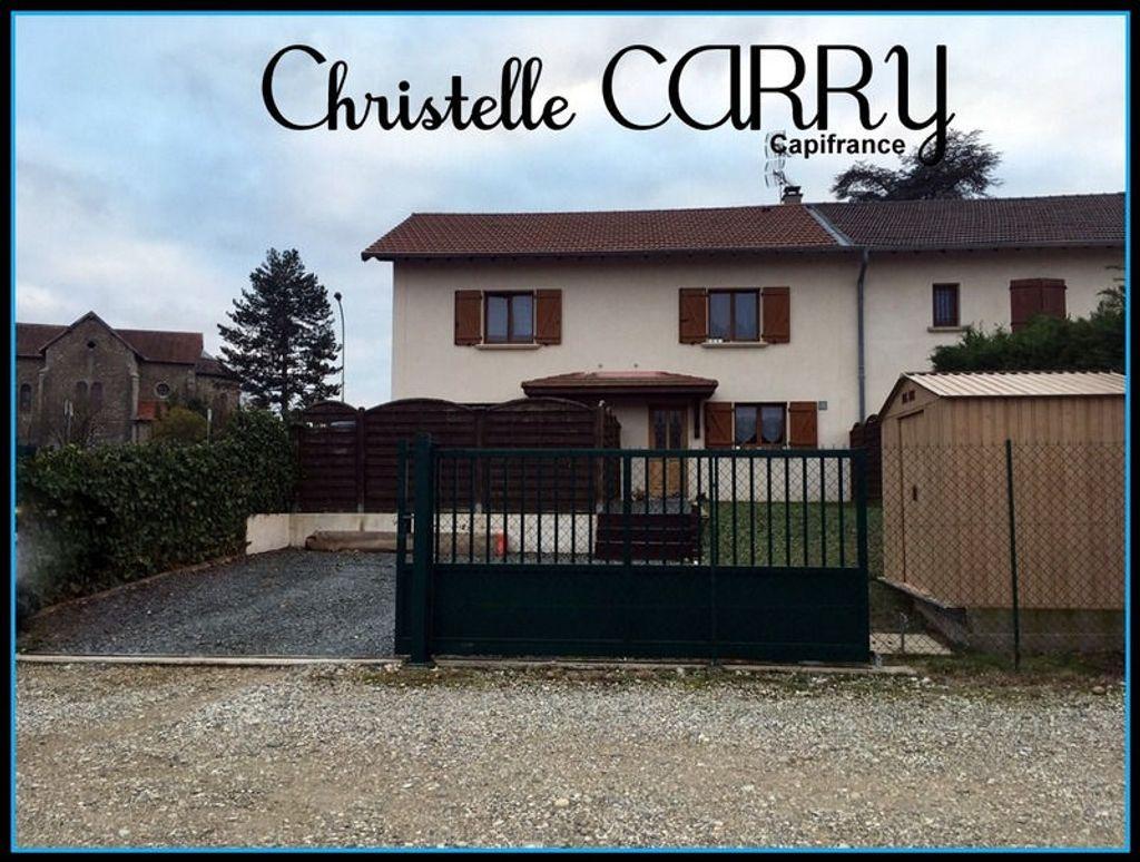 Achat maison 2chambres 74m² - Birieux