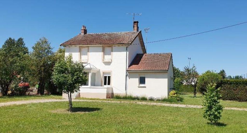 Achat maison 4chambres 150m² - Dijon
