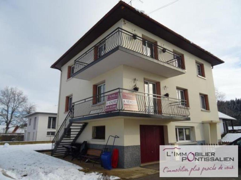 Achat appartement 3pièces 78m² - Doubs