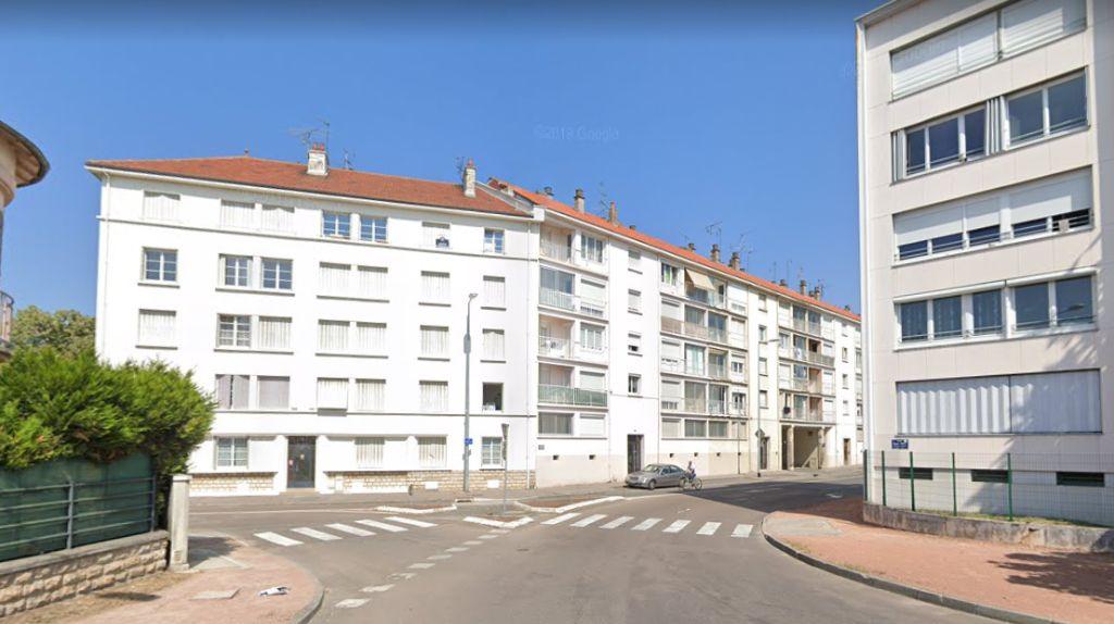 Achat appartement 3pièces 54m² - Dijon