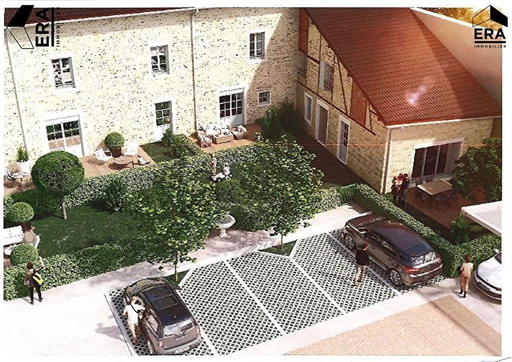 Achat duplex 4pièces 84m² - Bourg-en-Bresse