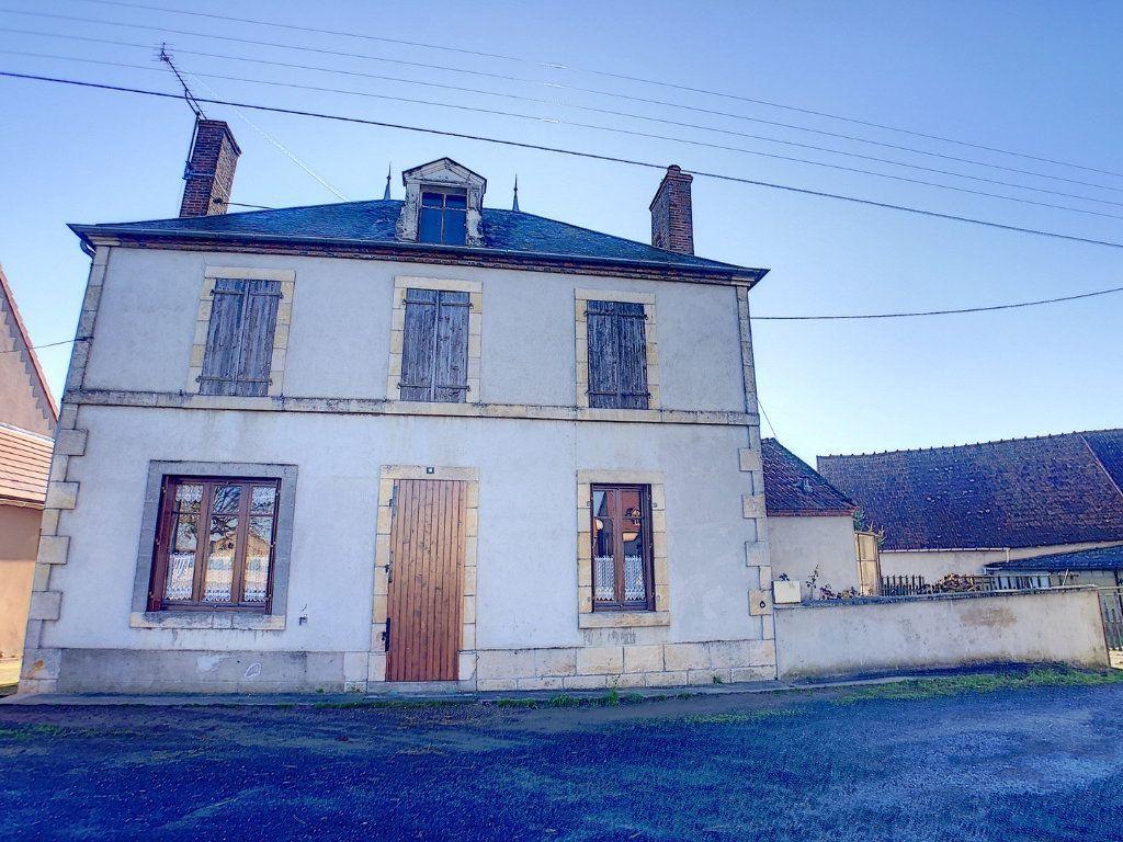 Achat maison 5chambres 139m² - Audes