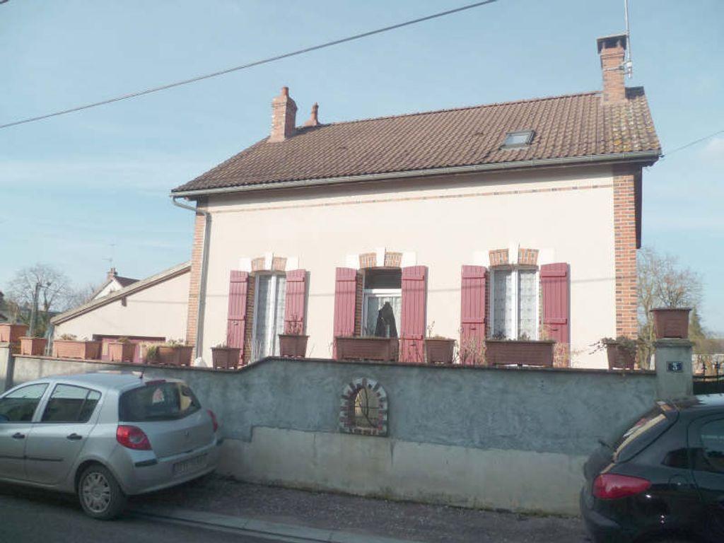 Achat maison 3chambres 104m² - Auxerre