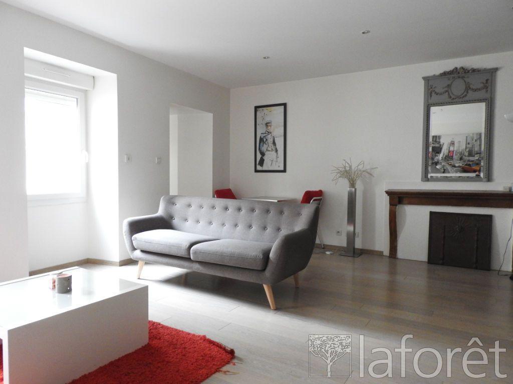 Achat appartement 2pièces 56m² - Besançon