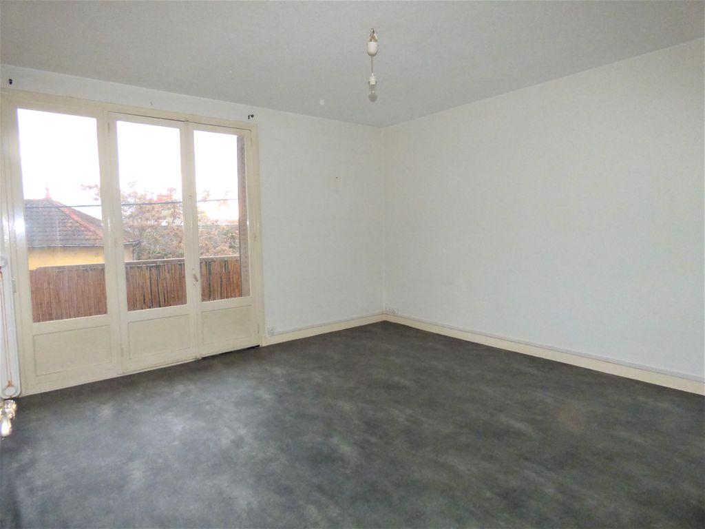 Achat appartement 3pièces 55m² - Montluçon
