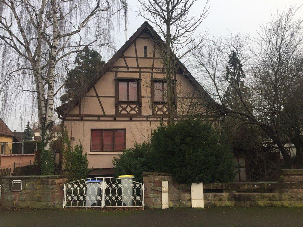 Achat maison 3chambres 119m² - Strasbourg