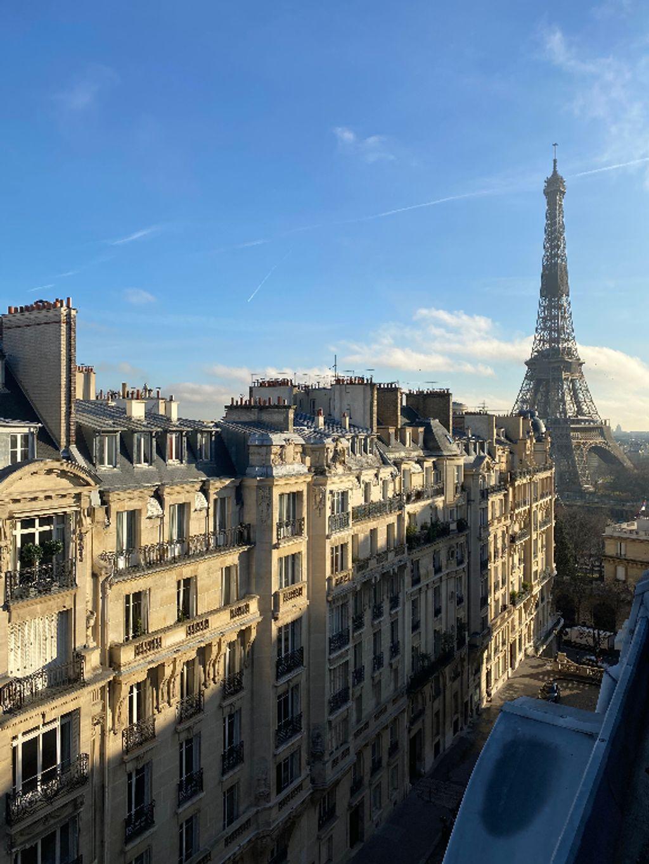 Achat studio 6m² - Paris 16ème arrondissement