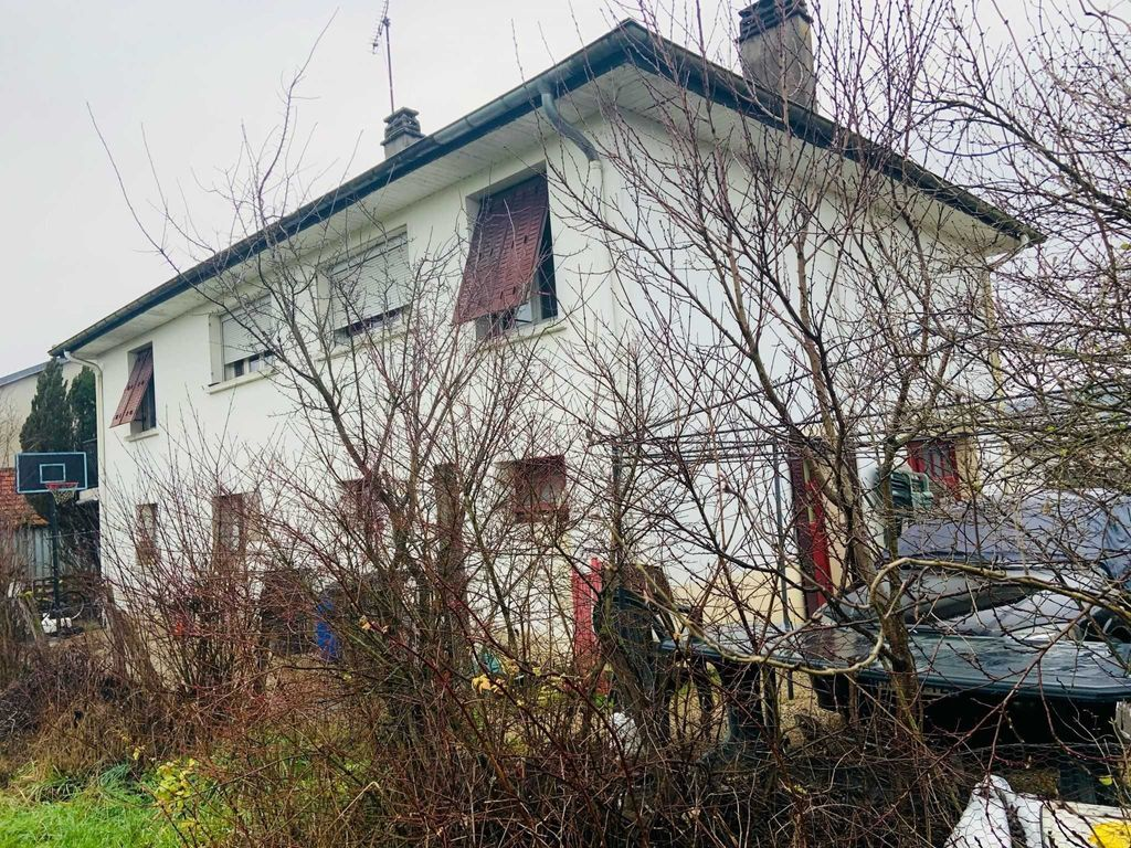 Achat maison 5chambres 140m² - Villereversure
