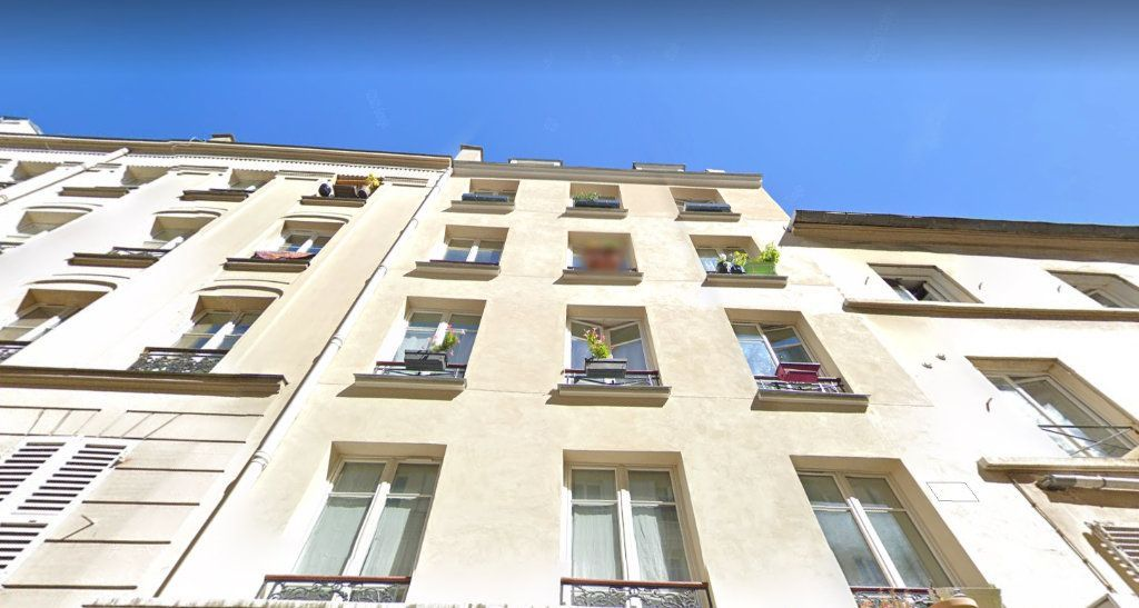 Achat studio 17m² - Paris 18ème arrondissement