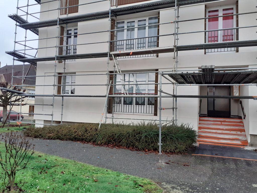 Achat appartement 4pièces 65m² - Cusset