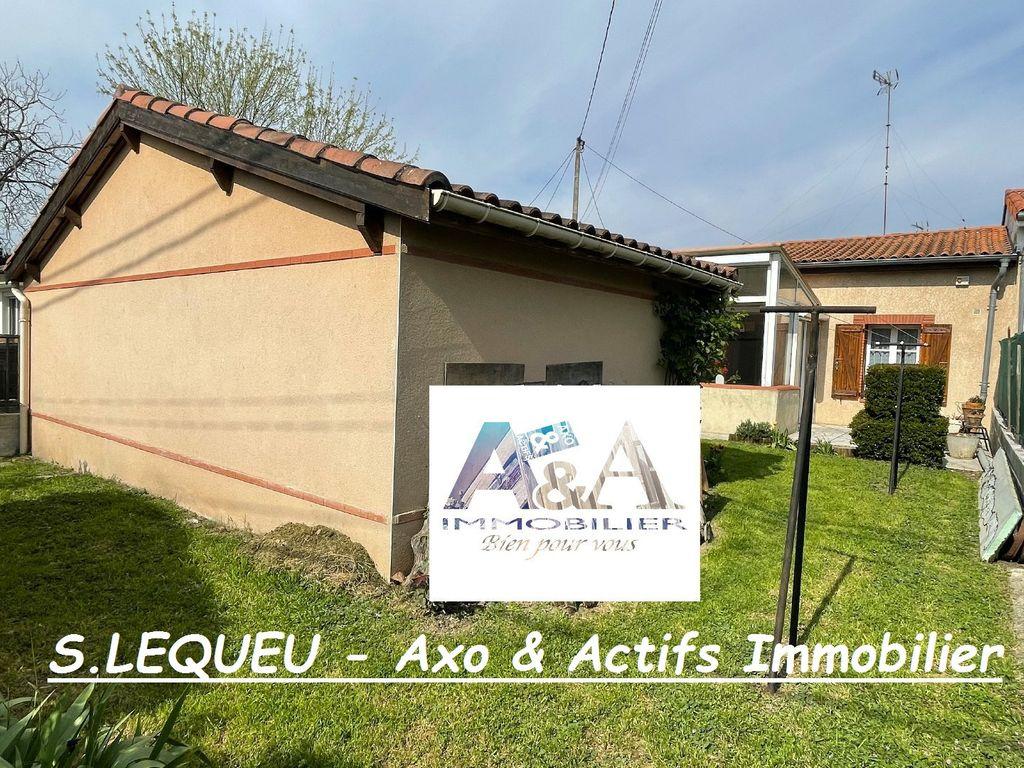 Achat maison 3chambres 104m² - Toulouse