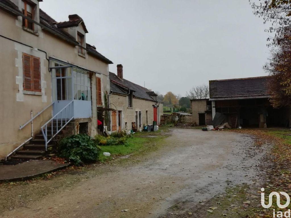 Achat maison 3chambres 122m² - Chablis