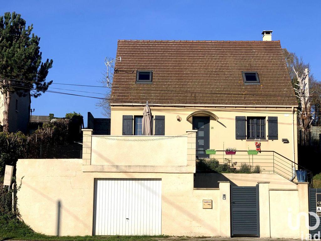 Achat maison 4chambres 104m² - Villeneuve-la-Guyard