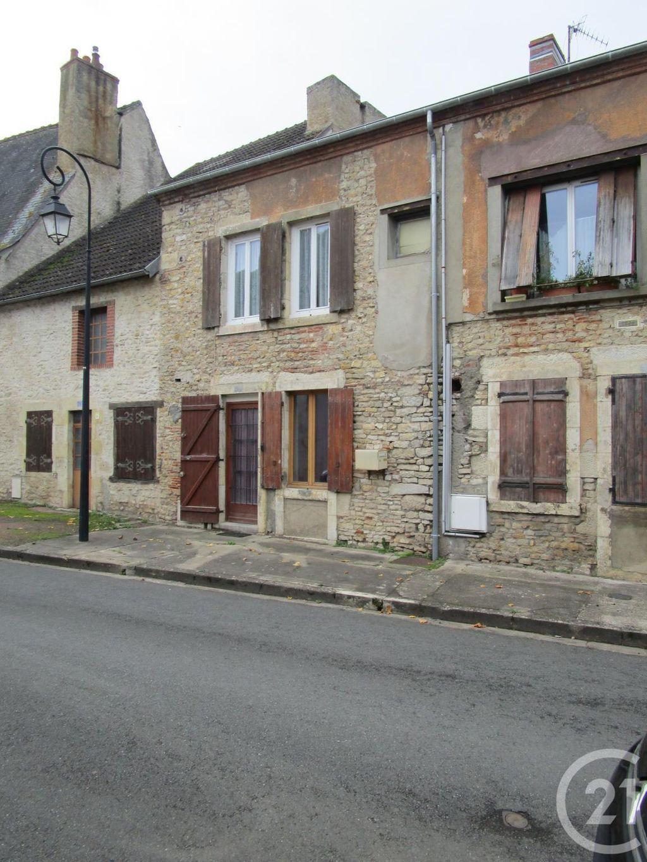 Achat maison 2chambres 55m² - Saint-Pierre-le-Moûtier