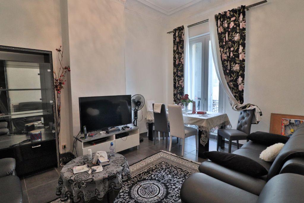Achat appartement 2pièces 49m² - Marseille 2ème arrondissement