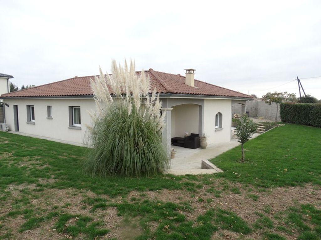 Achat maison 3chambres 115m² - Civrieux