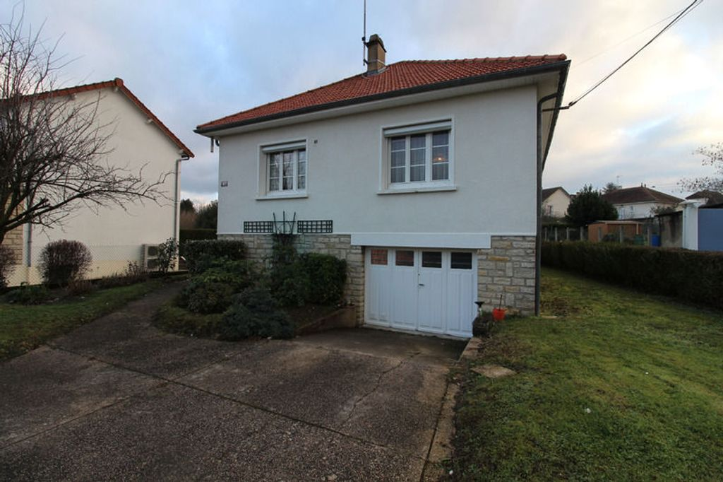 Achat maison 3chambres 120m² - Nevers