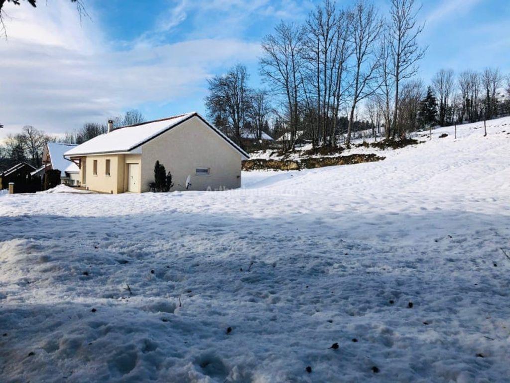 Achat maison 3chambres 94m² - Villers-le-Lac