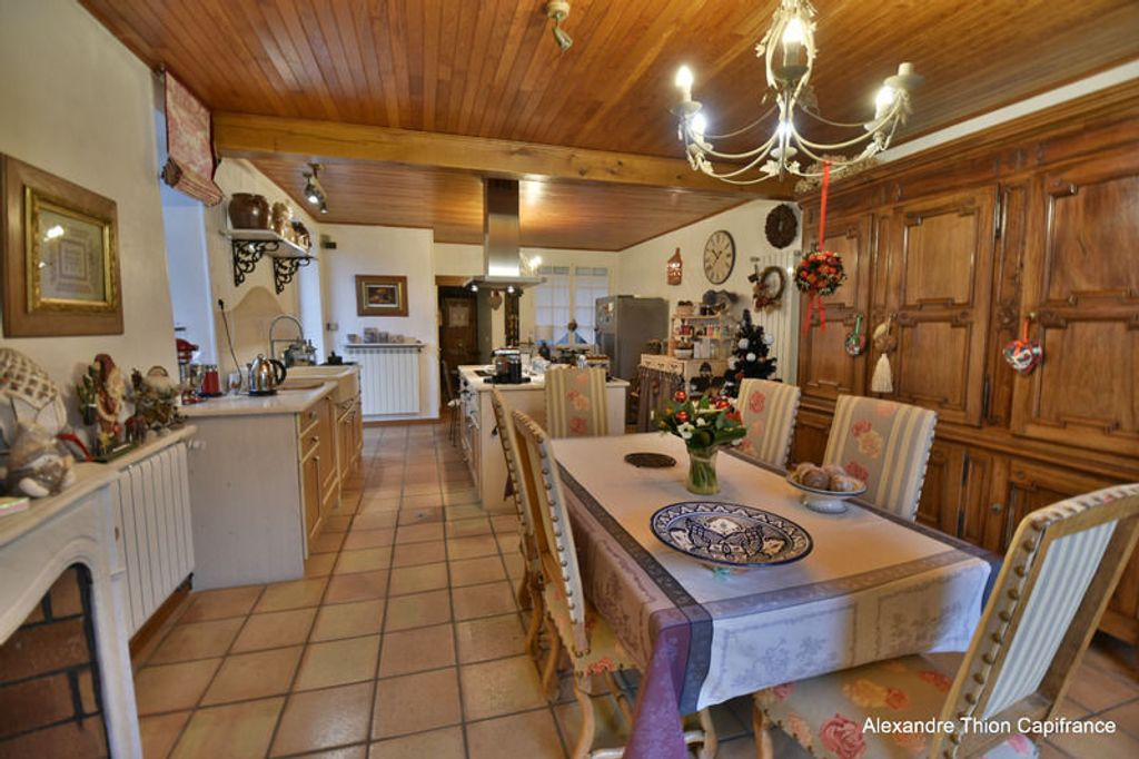 Achat maison 4chambres 230m² - Ambérieu-en-Bugey
