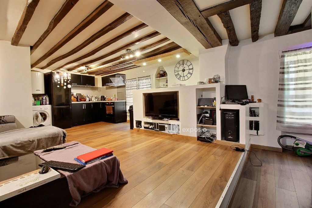 Achat appartement 2pièces 45m² - Corbeil-Essonnes