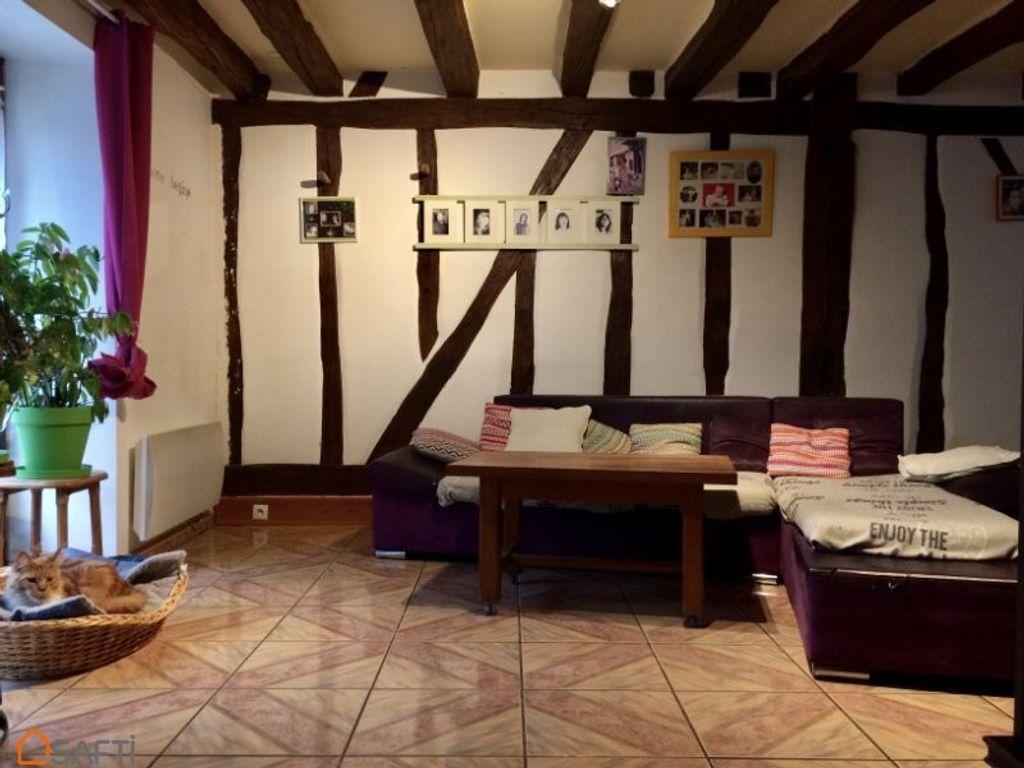 Achat maison 7chambres 250m² - Poilly-sur-Tholon
