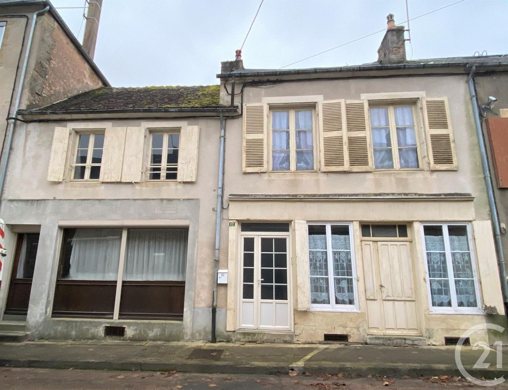 Achat maison 2chambres 136m² - Saint-Saulge