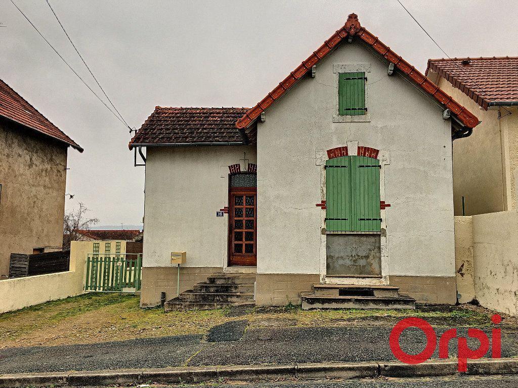 Achat maison 2chambres 95m² - Montluçon