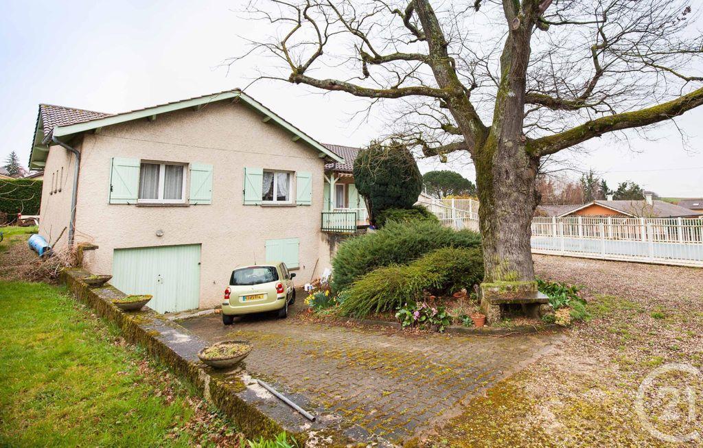 Achat maison 3chambres 168m² - Ars-sur-Formans