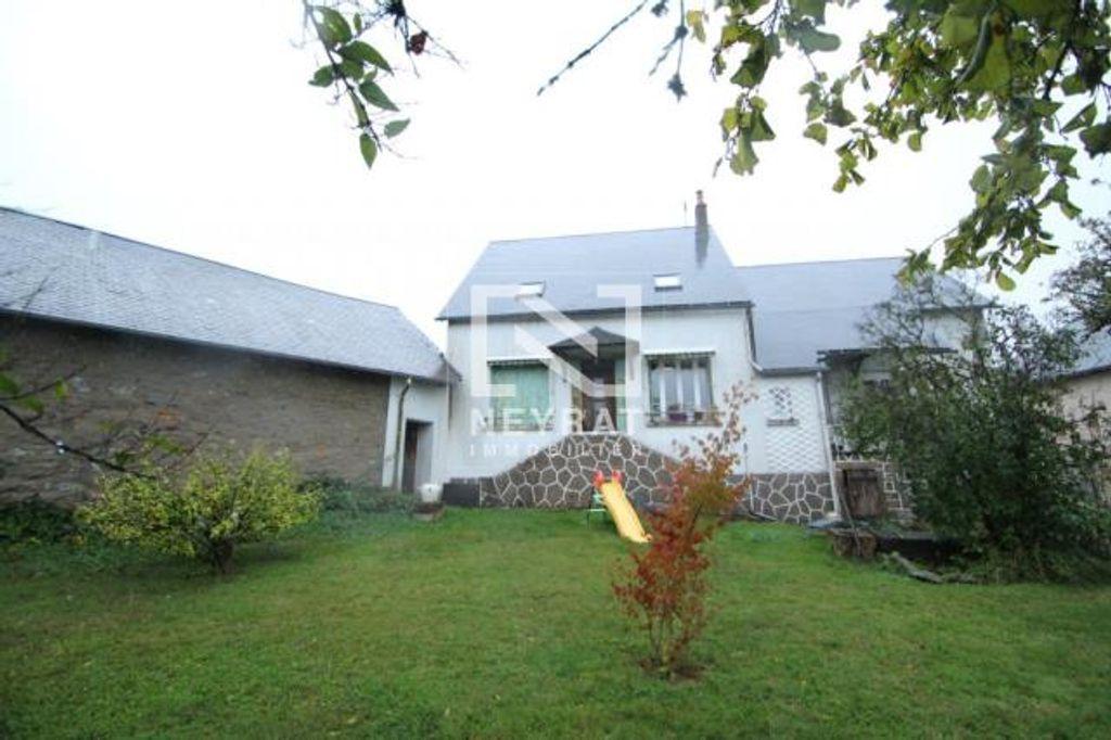 Achat maison 3chambres 138m² - Arleuf