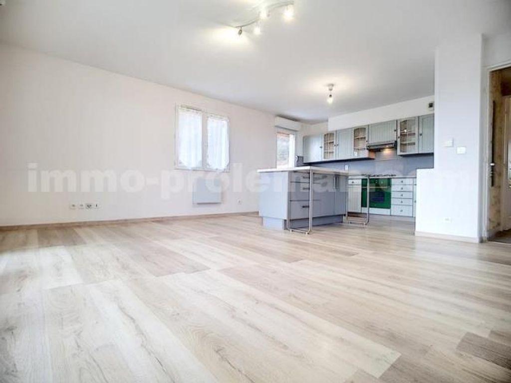 Achat appartement 3pièces 67m² - Collonges
