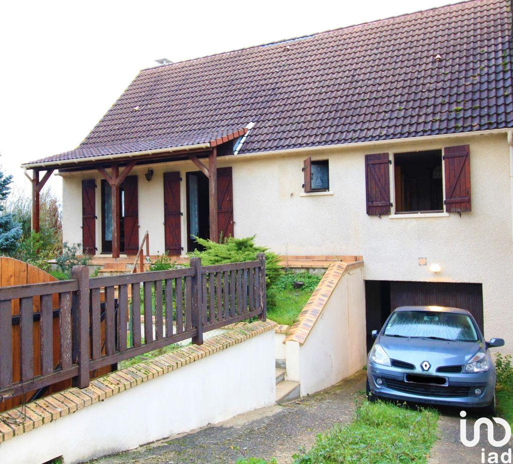 Achat maison 3chambres 91m² - Pont-sur-Yonne