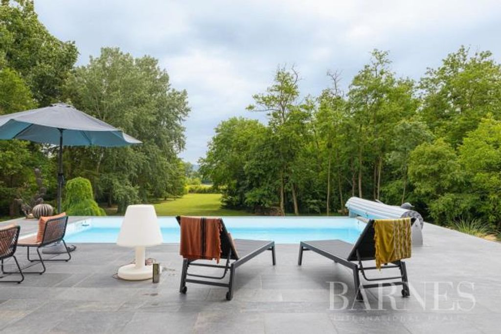 Achat maison 4chambres 208m² - Saint-Bernard