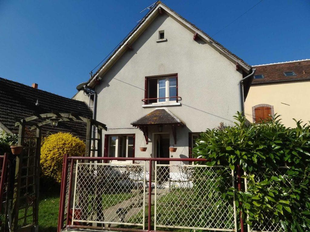 Achat maison 2chambres 60m² - Joigny