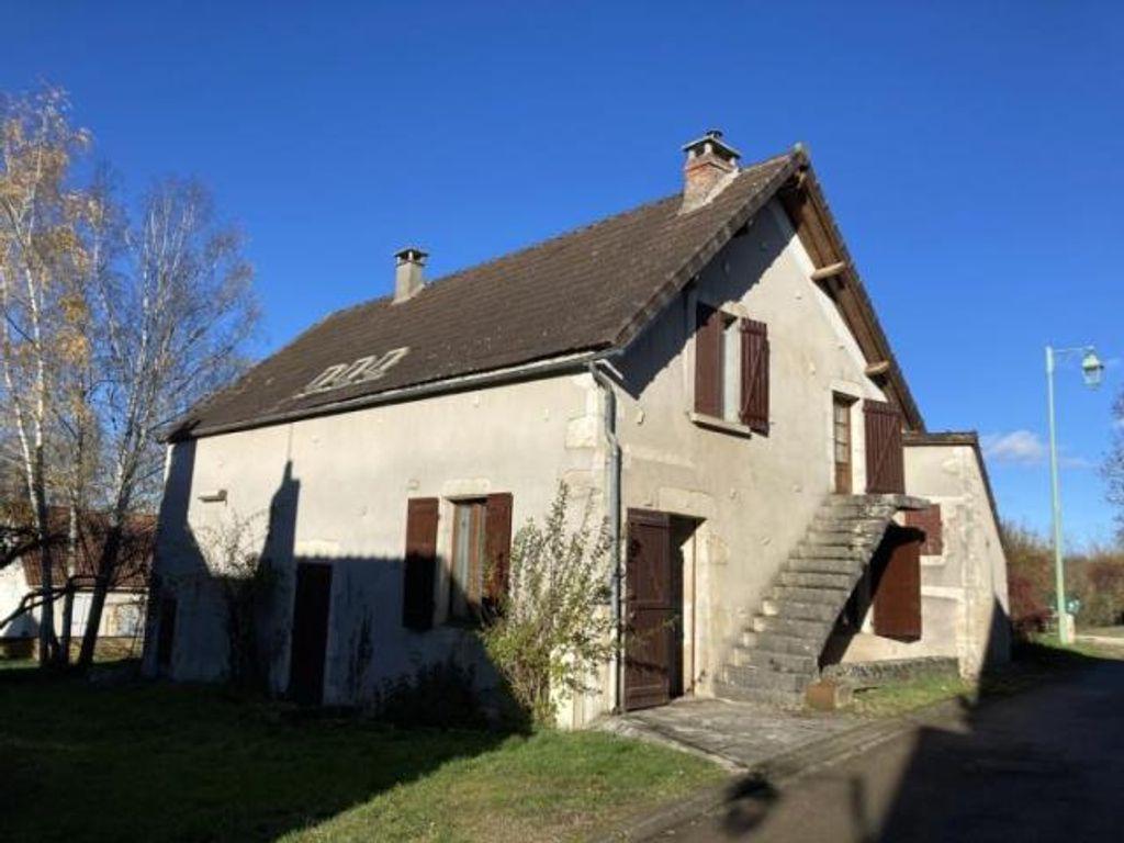 Achat maison 5chambres 130m² - Coulanges-sur-Yonne