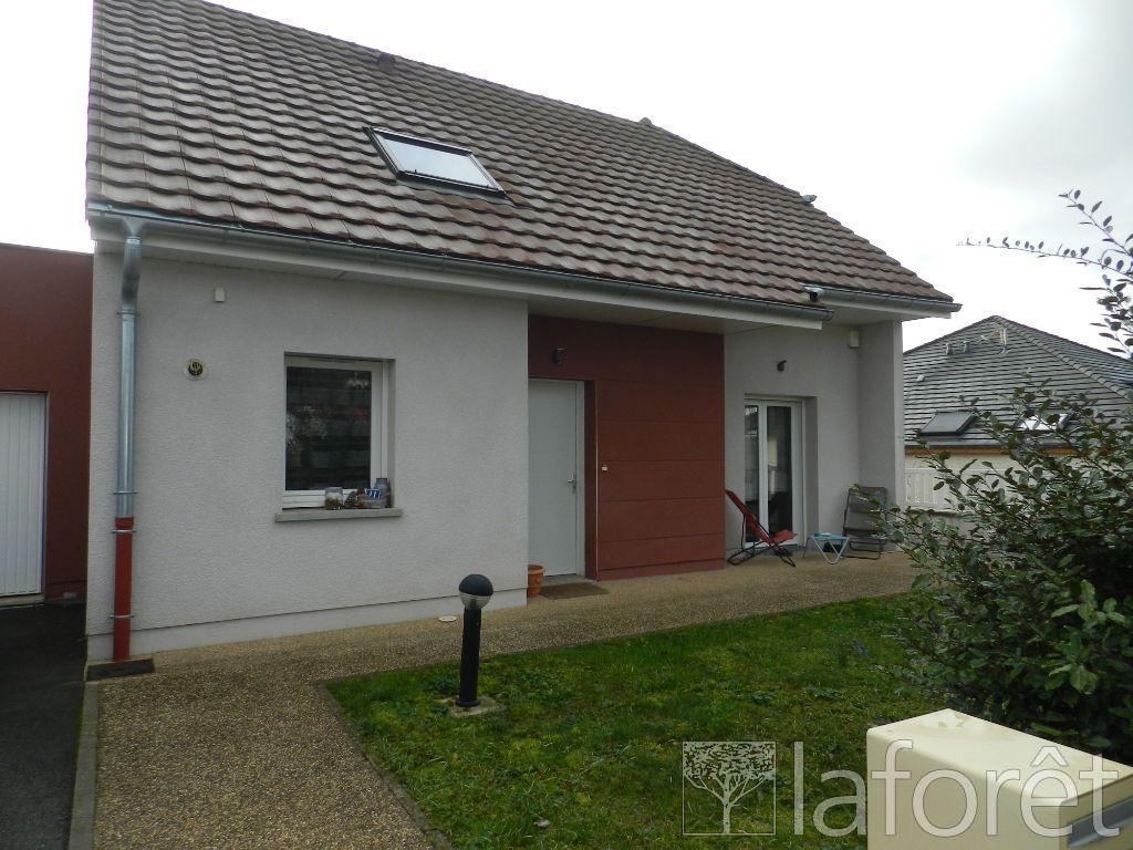 Achat maison 2chambres 115m² - Besançon