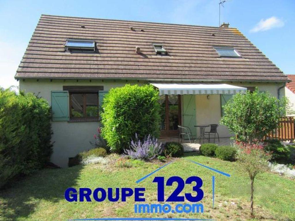 Achat maison 4chambres 135m² - Auxerre
