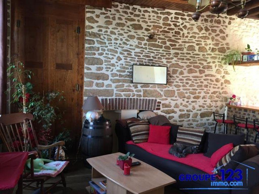 Achat maison 3chambres 142m² - Saint-Florentin