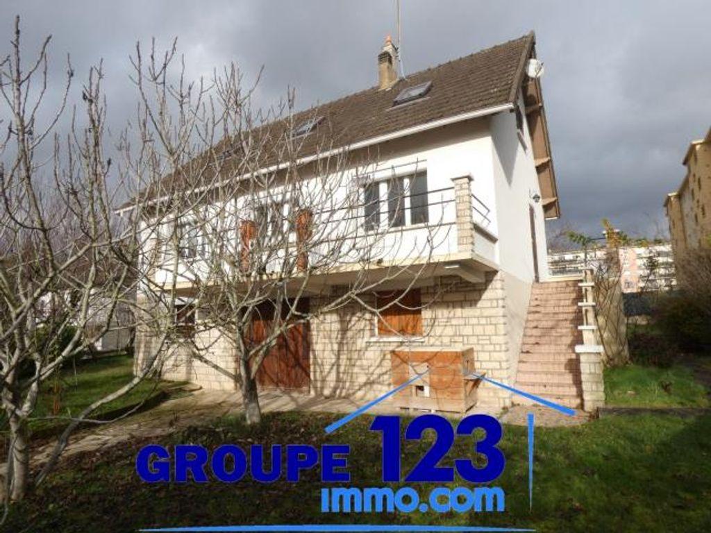 Achat maison 5chambres 128m² - Joigny