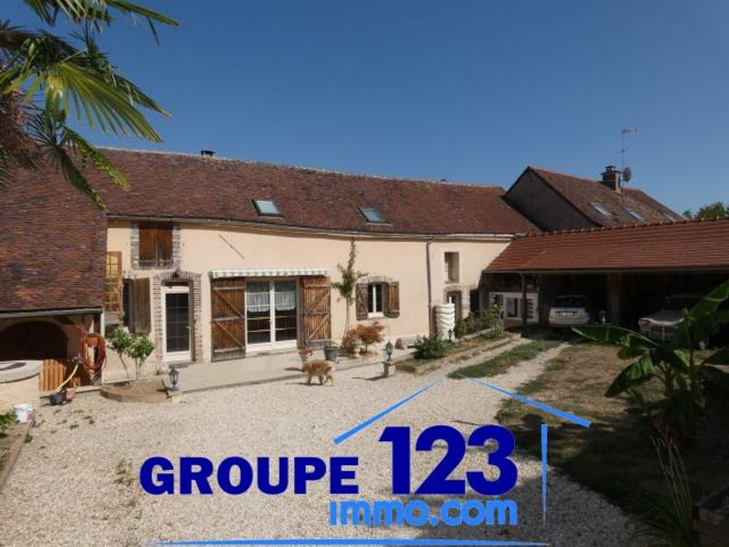Achat maison 3chambres 132m² - Champlay