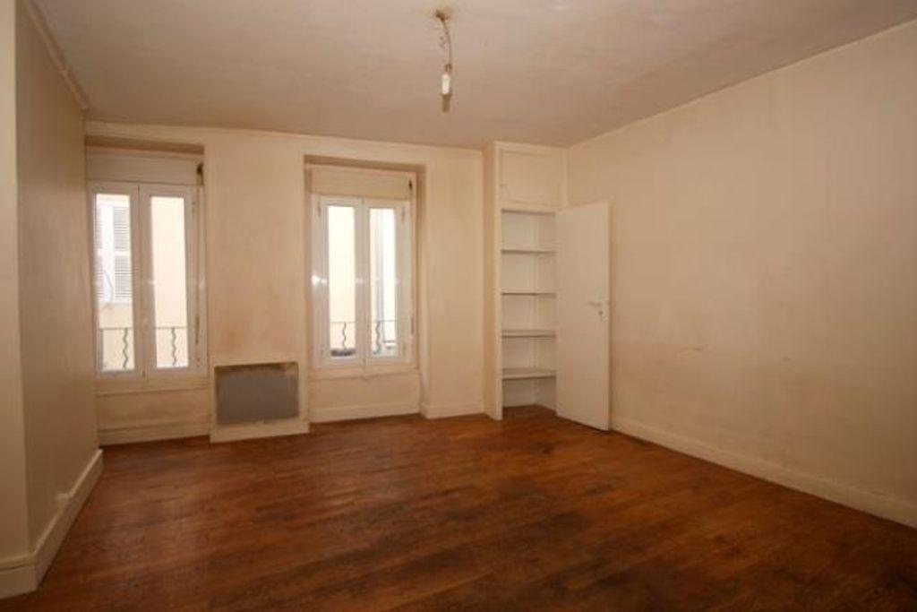 Achat appartement 2pièces 37m² - Cusset