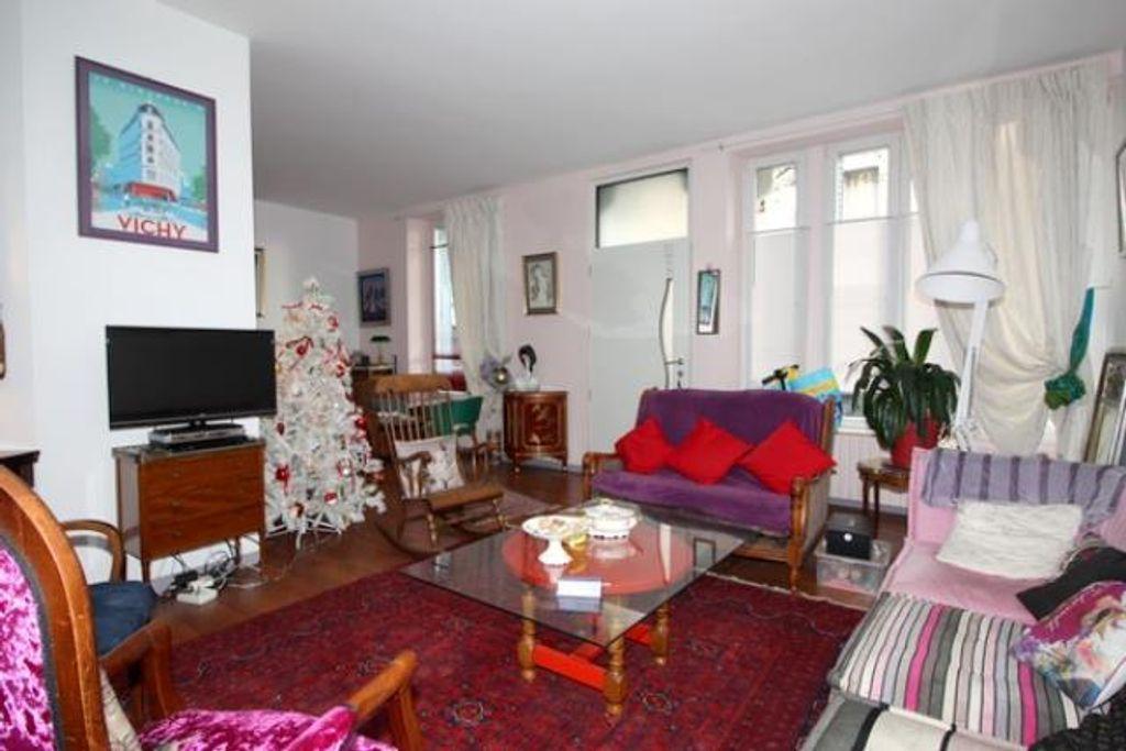 Achat maison 5chambres 185m² - Vichy