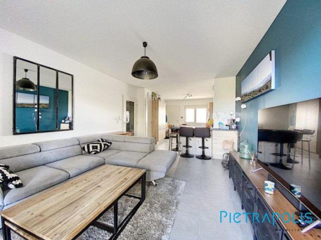 Achat appartement 3pièces 65m² - Jassans-Riottier